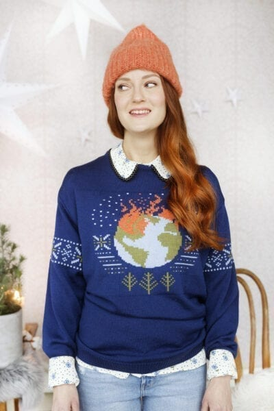 HS-Climate Change Sweater